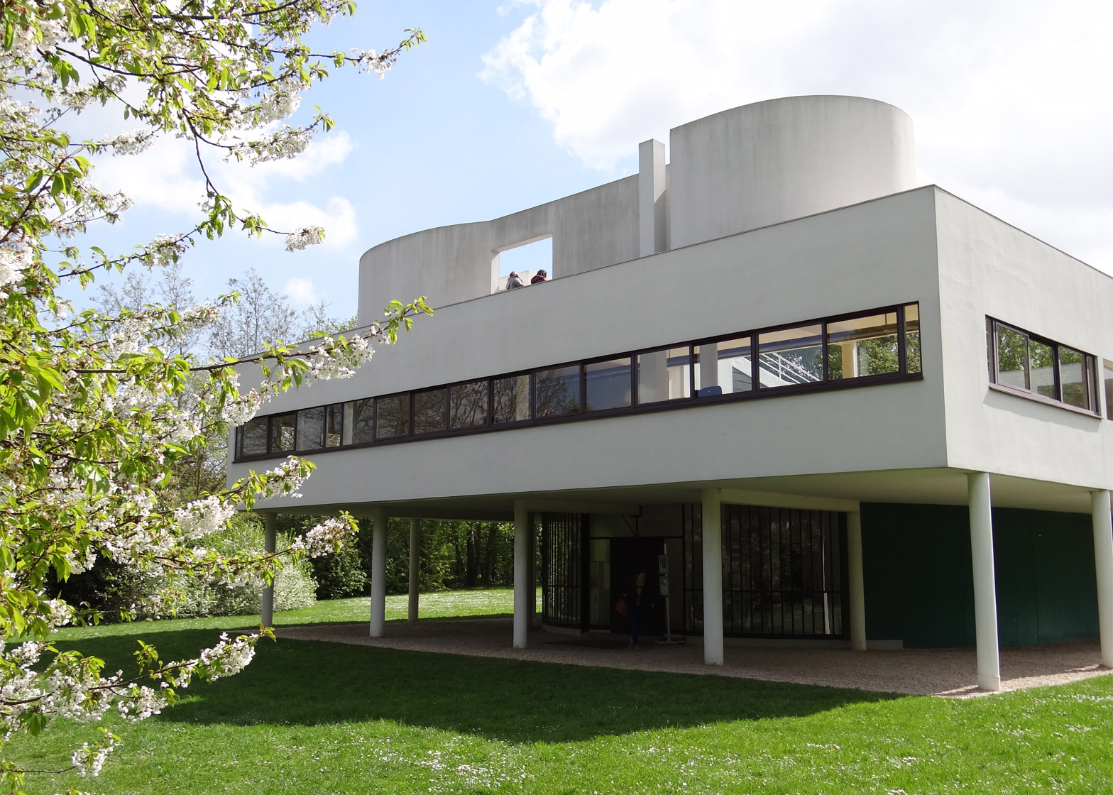 Modern architecture blog image